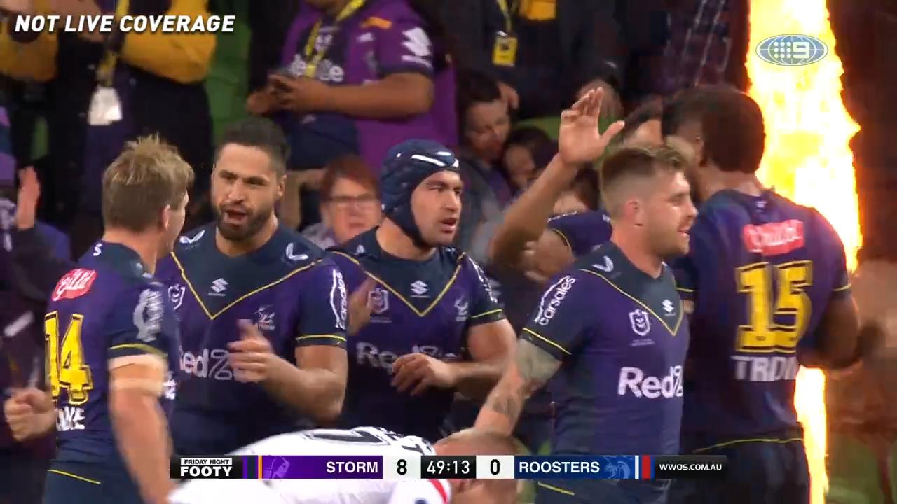Hughes breaks the deadlock