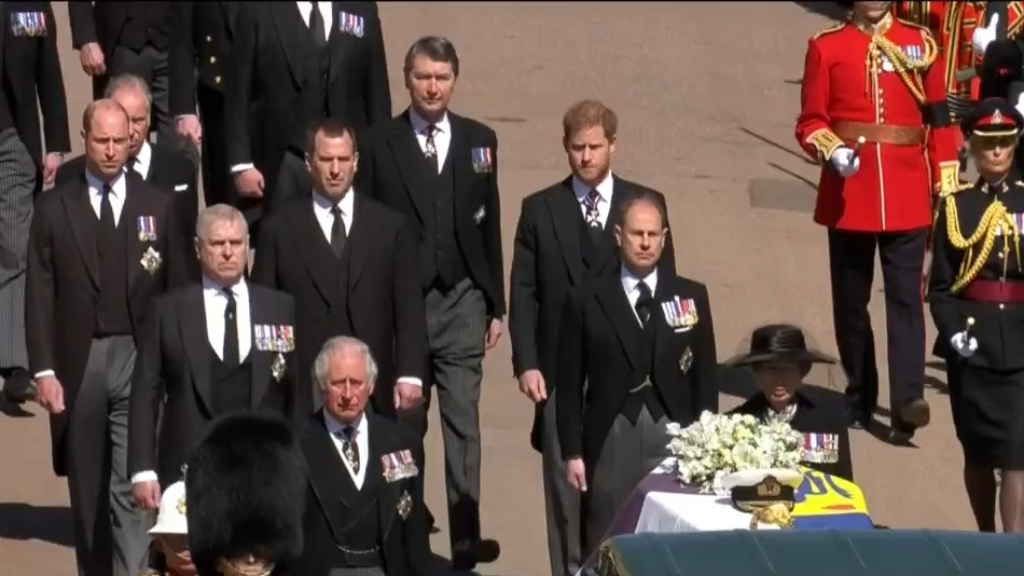Prince Philip's final journey