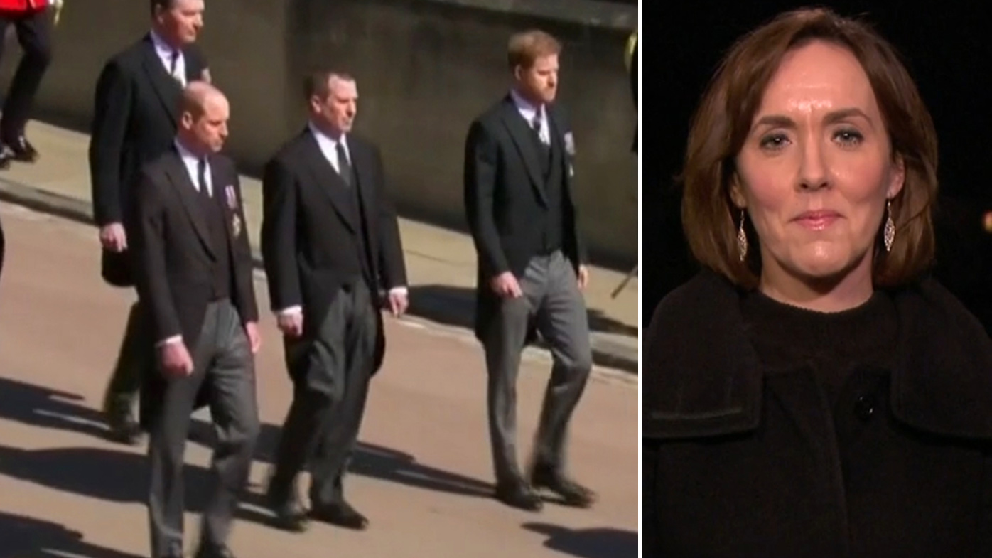 Camilla Tominey reflects on Prince Philip's funeral