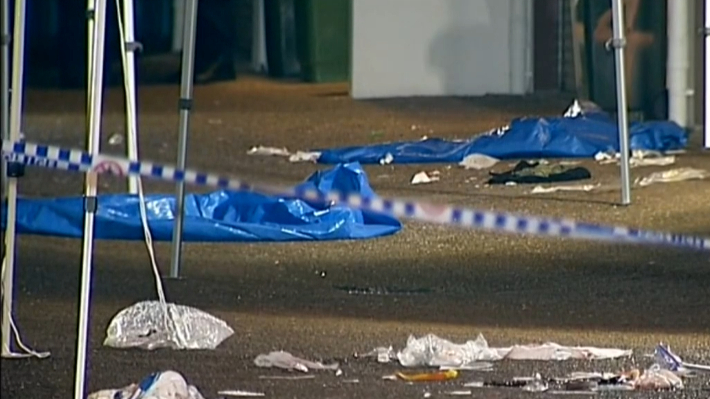 Man charged over the deaths of two men fatally shot north of Brisbane