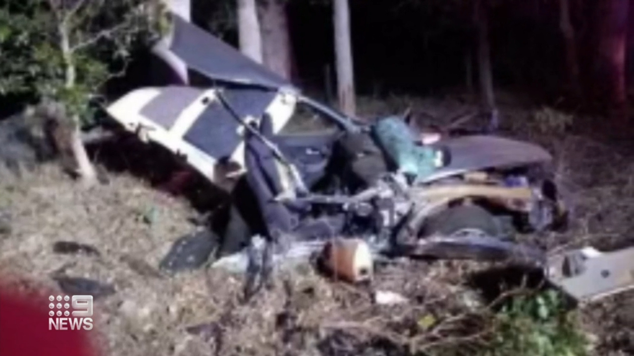 Two teens killed in WA car crash