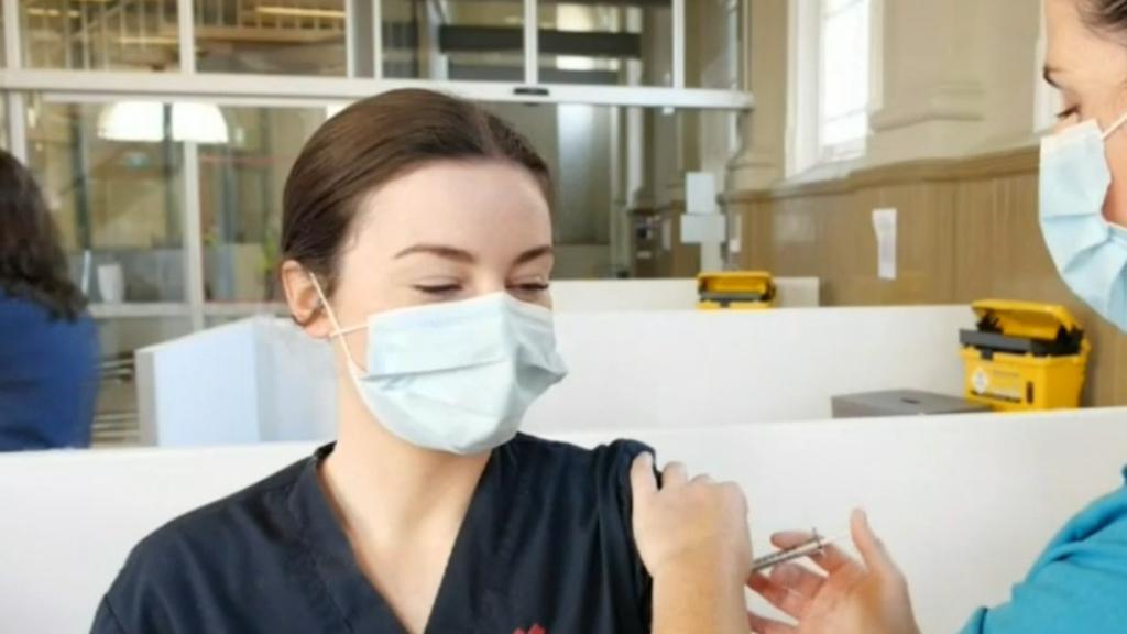 Victoria announces mass coronavirus vaccination centres