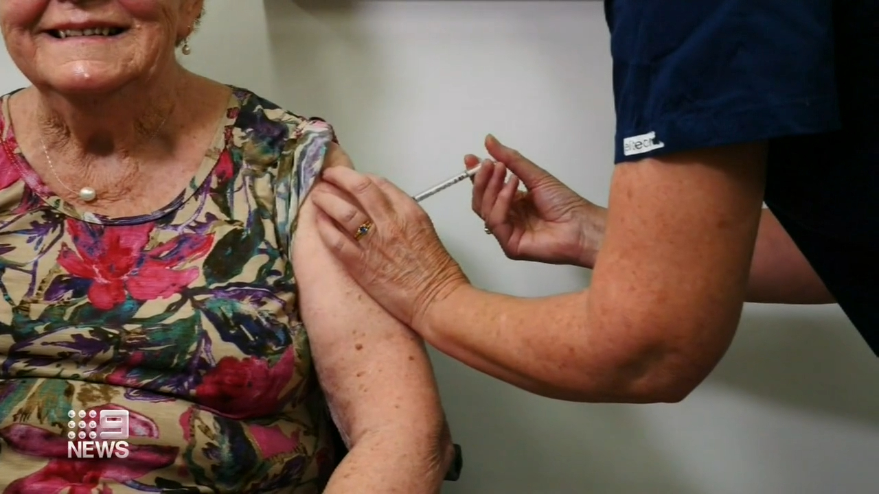 All Australians over 50 will soon be offered vaccine