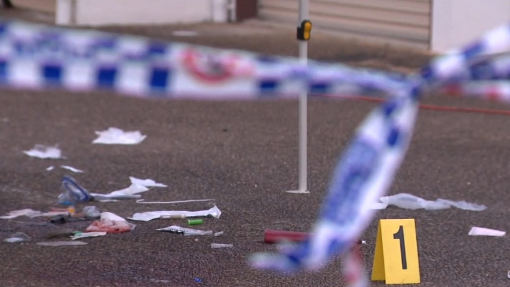 Man faces court over double shooting murder near Brisbane
