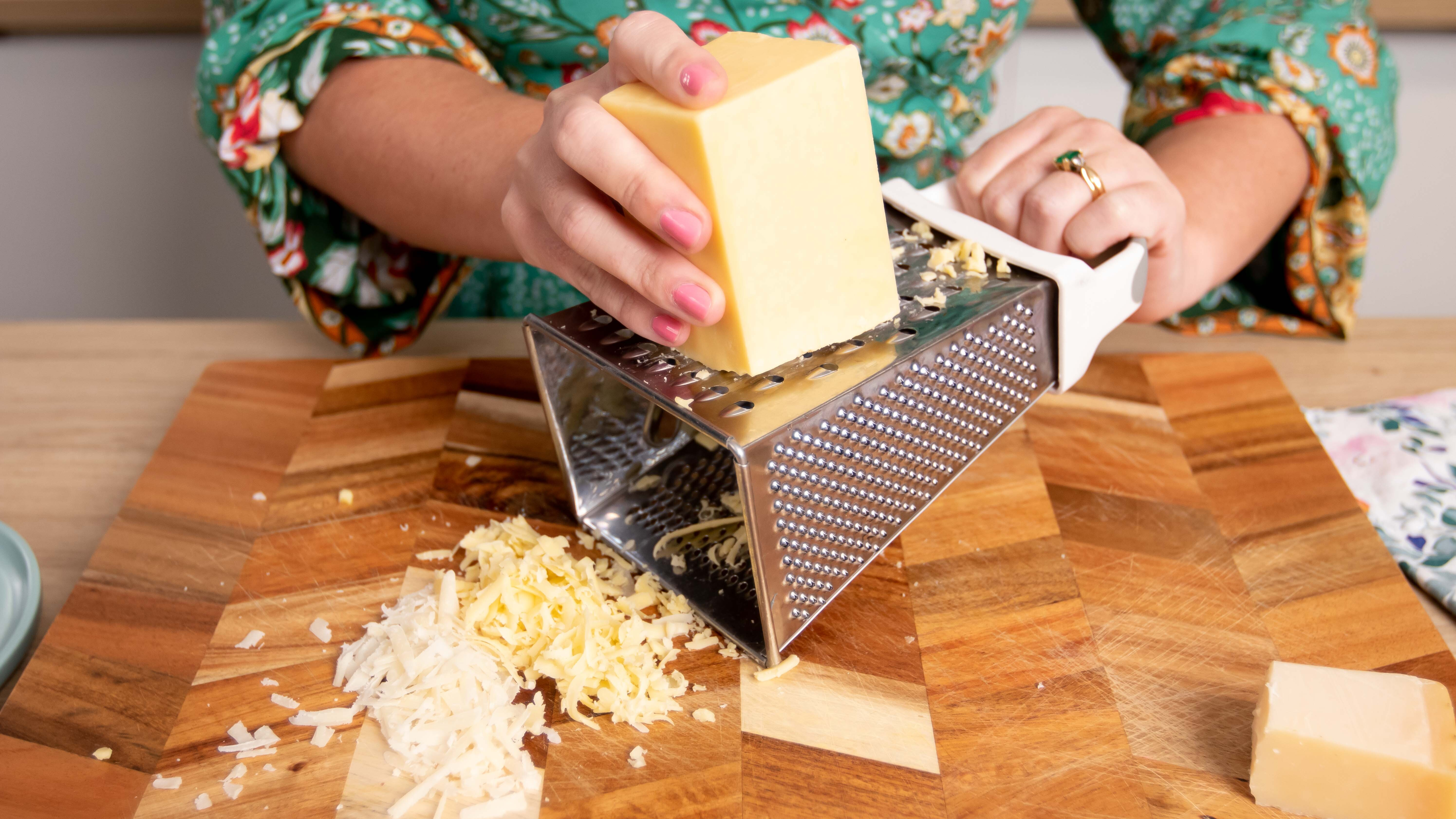 Cheese grater hack to make life simple