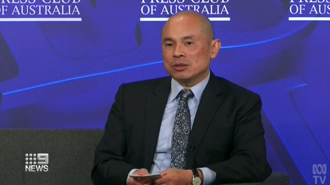 Chinese official says Australia behaved illegally and immorally
