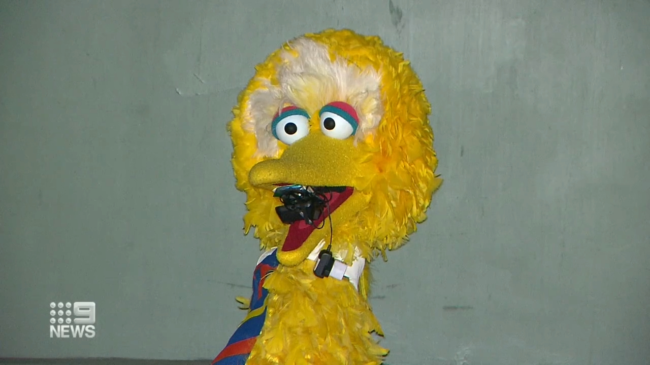 Thieves return Big Bird costume stolen from circus