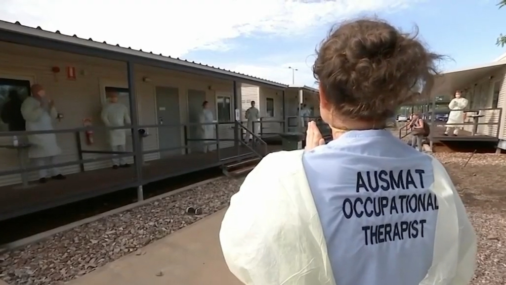 Darwin coronavirus quarantine centre under pressure after surge in cases