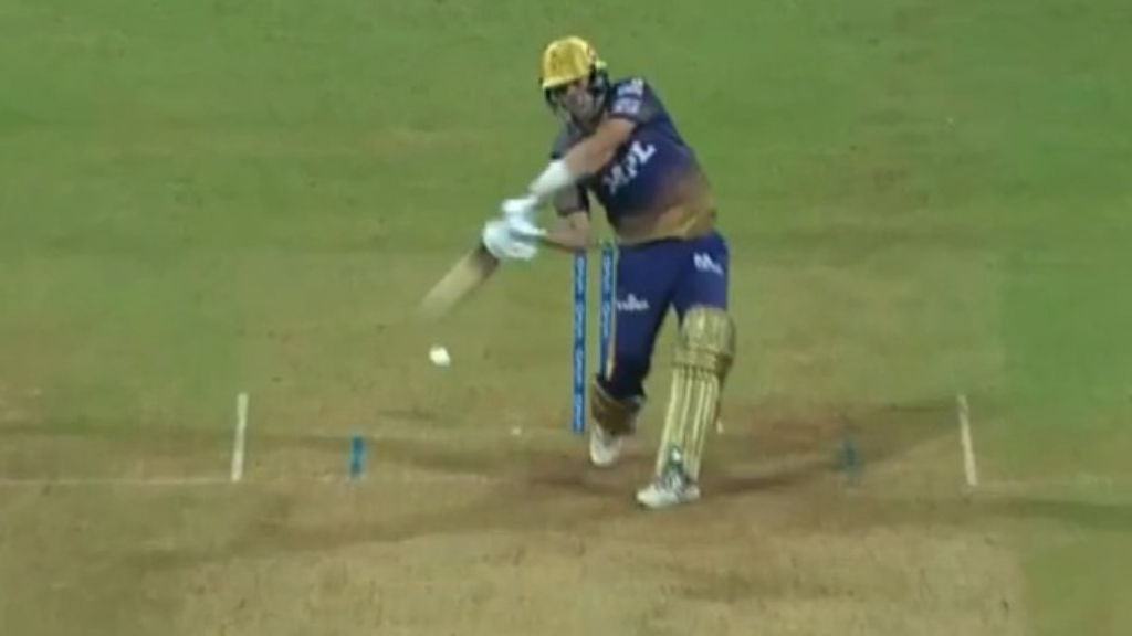 Cummins slams unbeaten 66 off just 34 balls in IPL