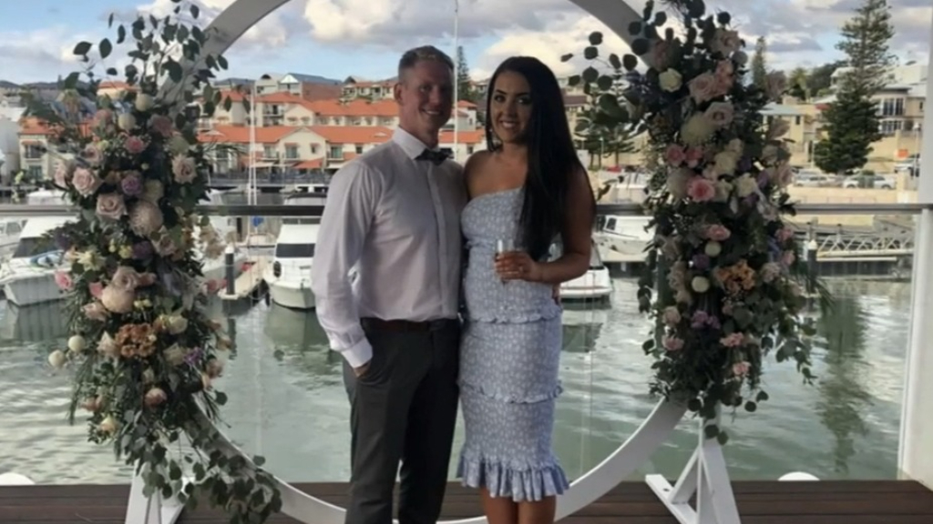 Couple's heartbreak after scammer ruins wedding plans