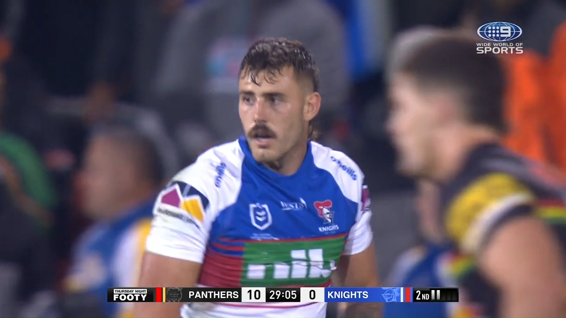 NRL Highlights: The Panthers hold on against a gutsy Knights outfit - Round 7