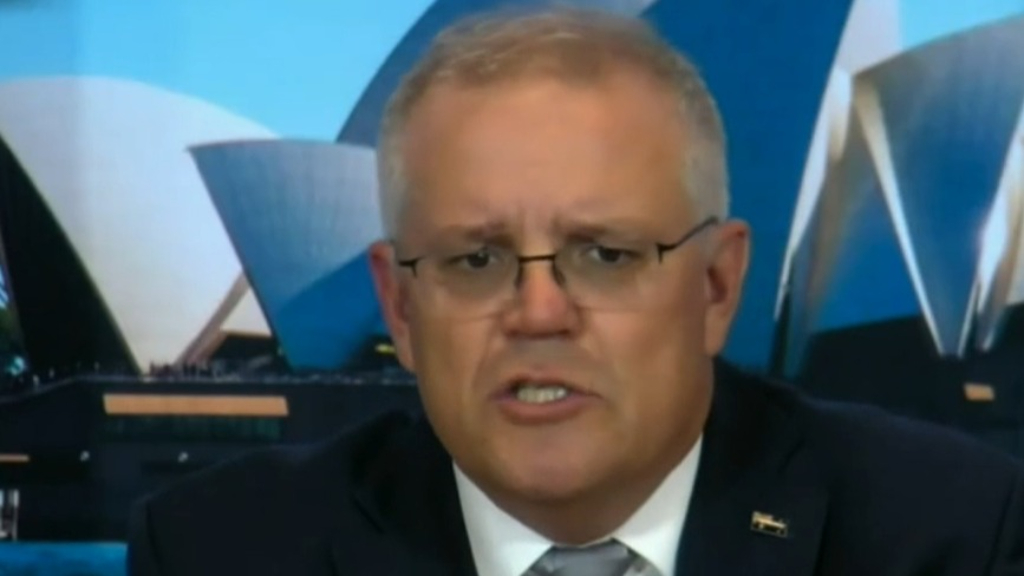 Scott Morrison refuses to budge on climate change