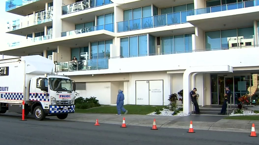 Man and woman found dead on Gold Coast