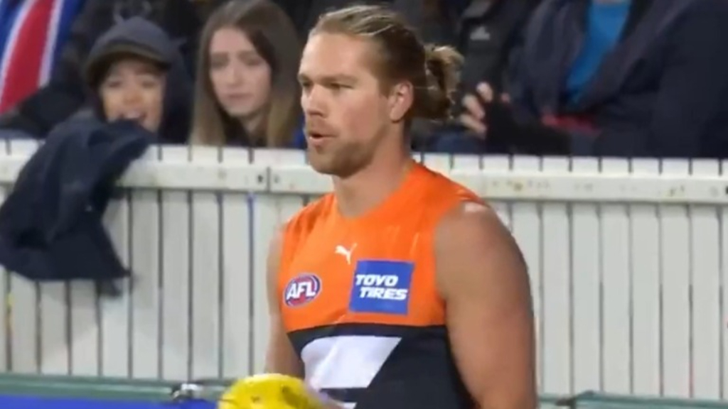 Score review gives Giants star shot at goal