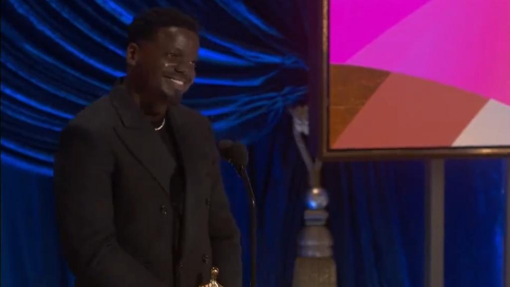 Oscars 2021: Daniel Kaluuya wins Oscar for Judas and the Black Messiah