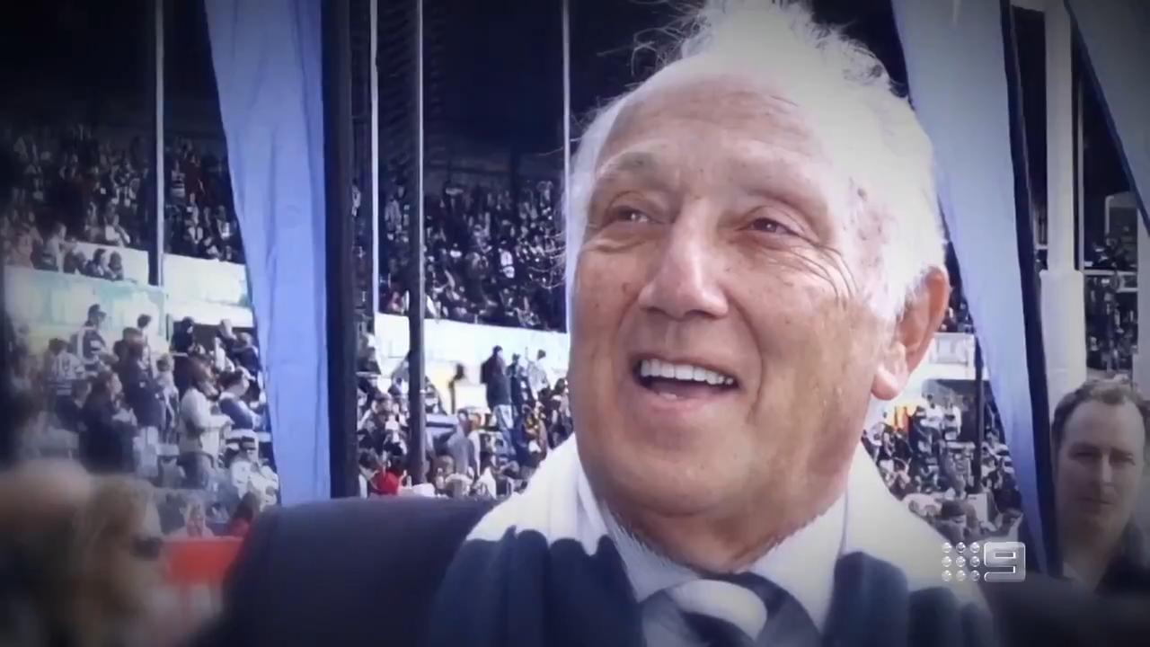 Frank Costa dies at 83