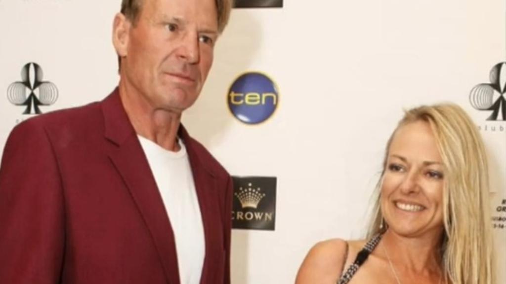 Sam Newman's wife, Amanda Brown, dies at 50