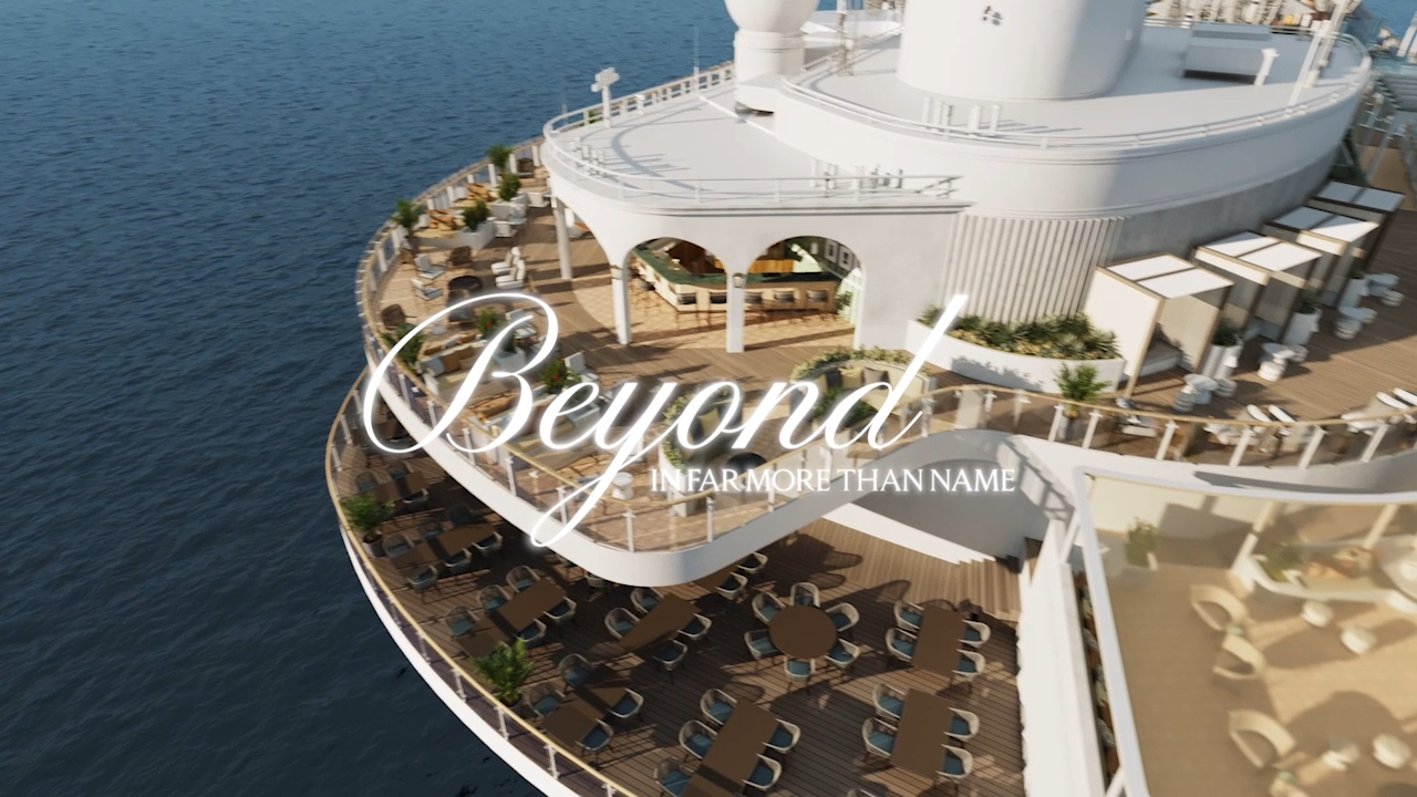 First look at stylish new Celebrity Beyond cruise ship