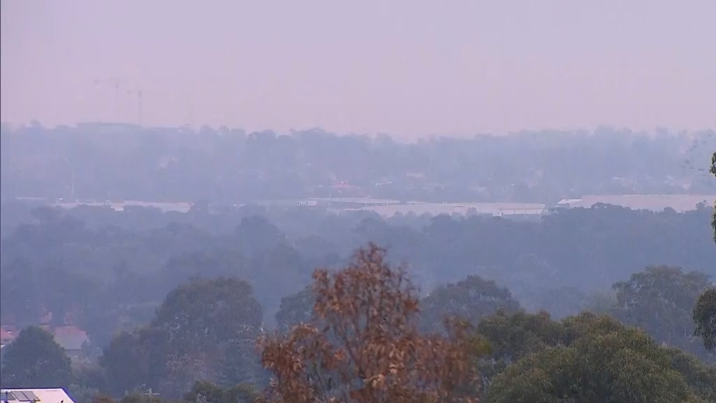 Sydney air quality 'poor or worse'