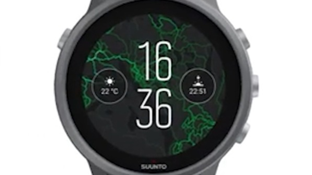 The new Suunto 7 Titanium