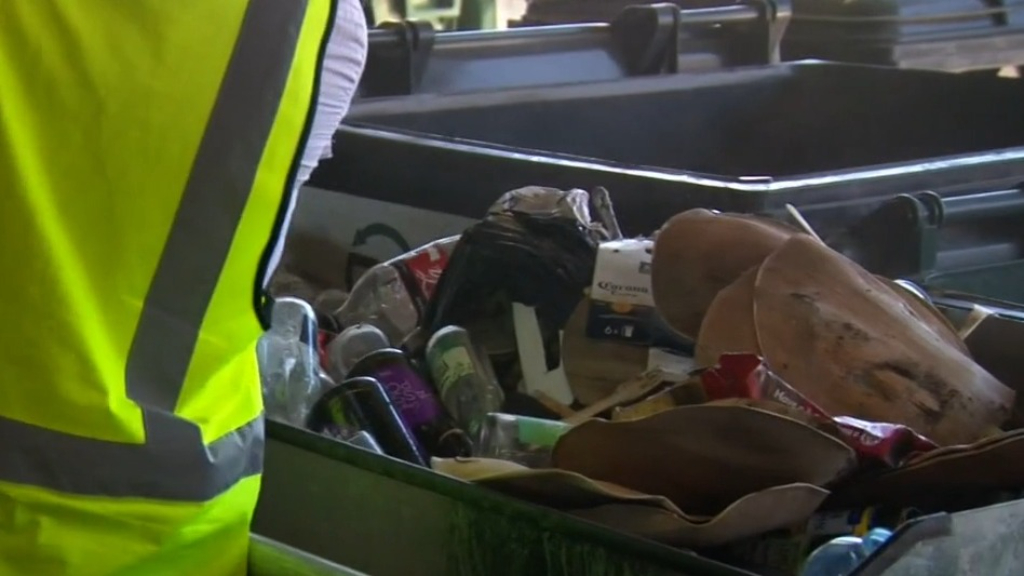 $40,000 found in WA recycling centre