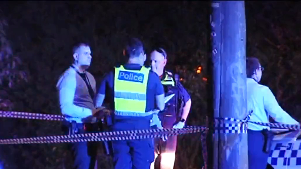 Man found dead on Melbourne street