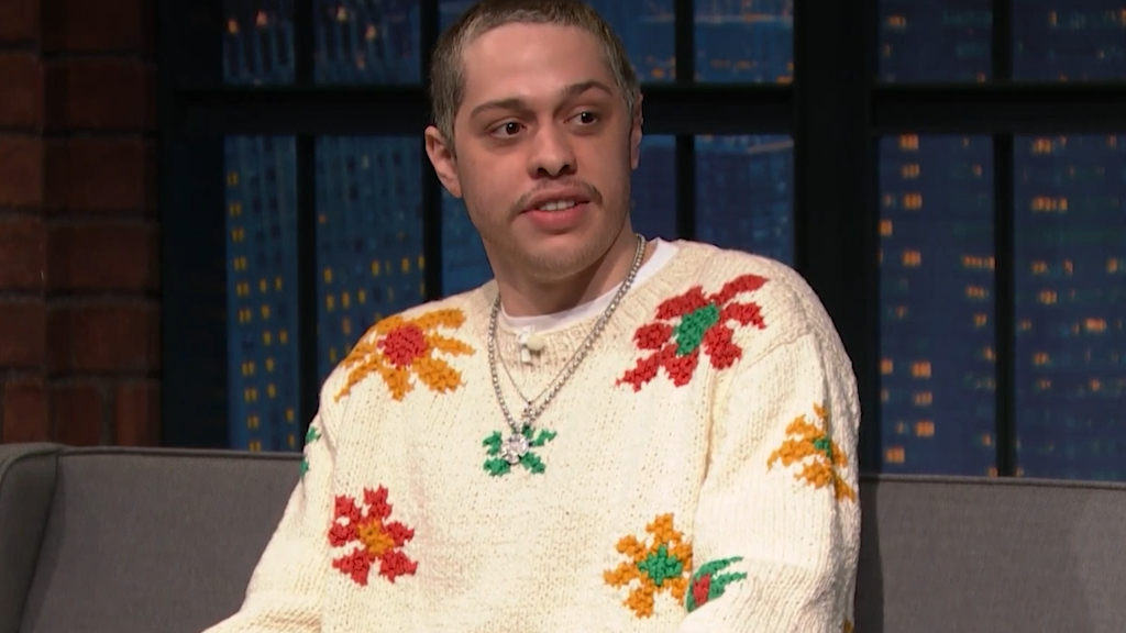 Pete Davidson weighs in on Elon Musk hosting for SNL