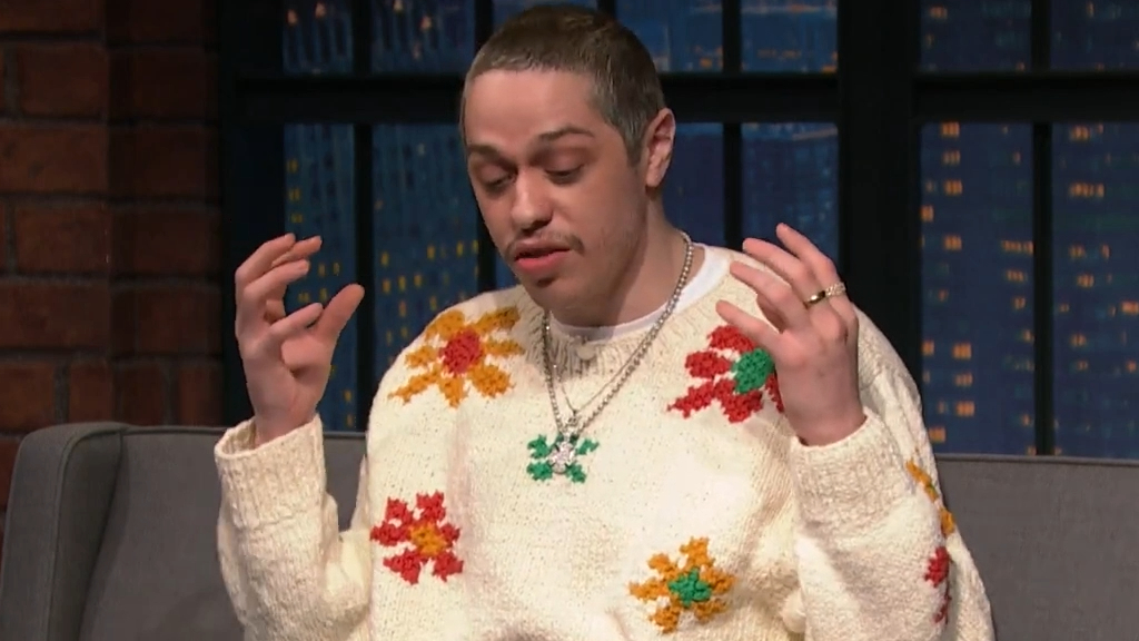 Pete Davidson reveals why he's gotten some of his tattoos removed