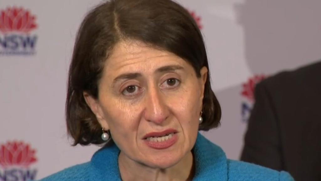 Gladys Berejiklian provides COVID-19 update