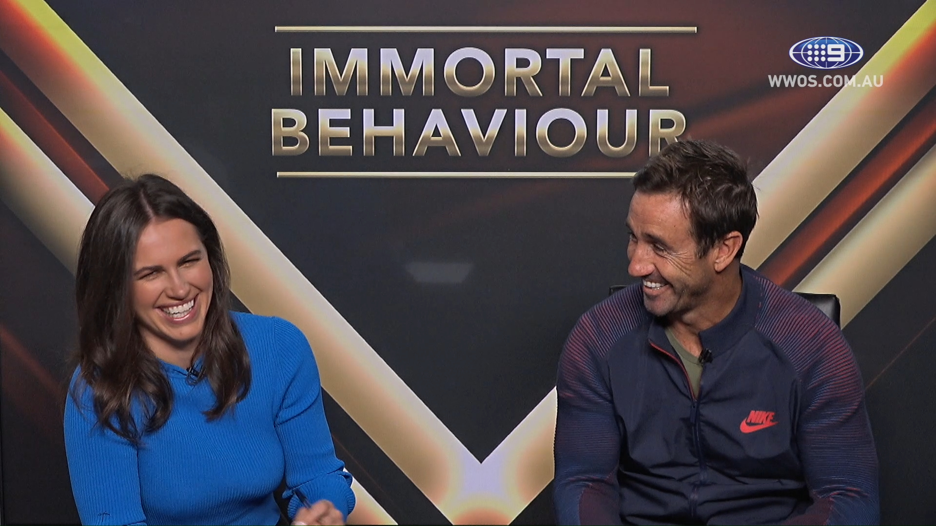 Immortal Behaviour: Gus' blueprint for success - Round 8