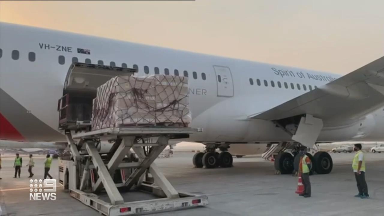 Plan to restart repatriation flights from India
