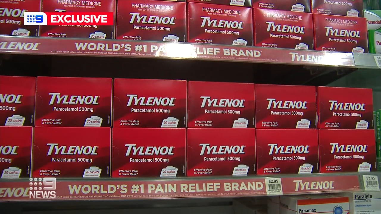 New painkiller to hit Australian shelves