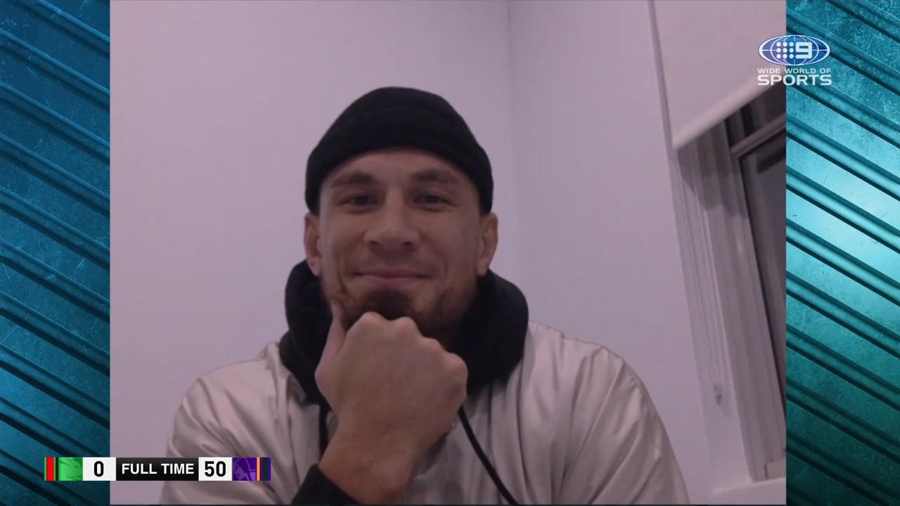 Joey lifts lid on Samoa bid