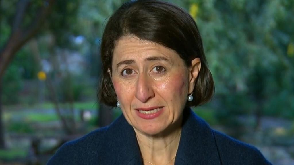 NSW Premier Gladys Berejiklian 'pleased' with NSW COVID situation