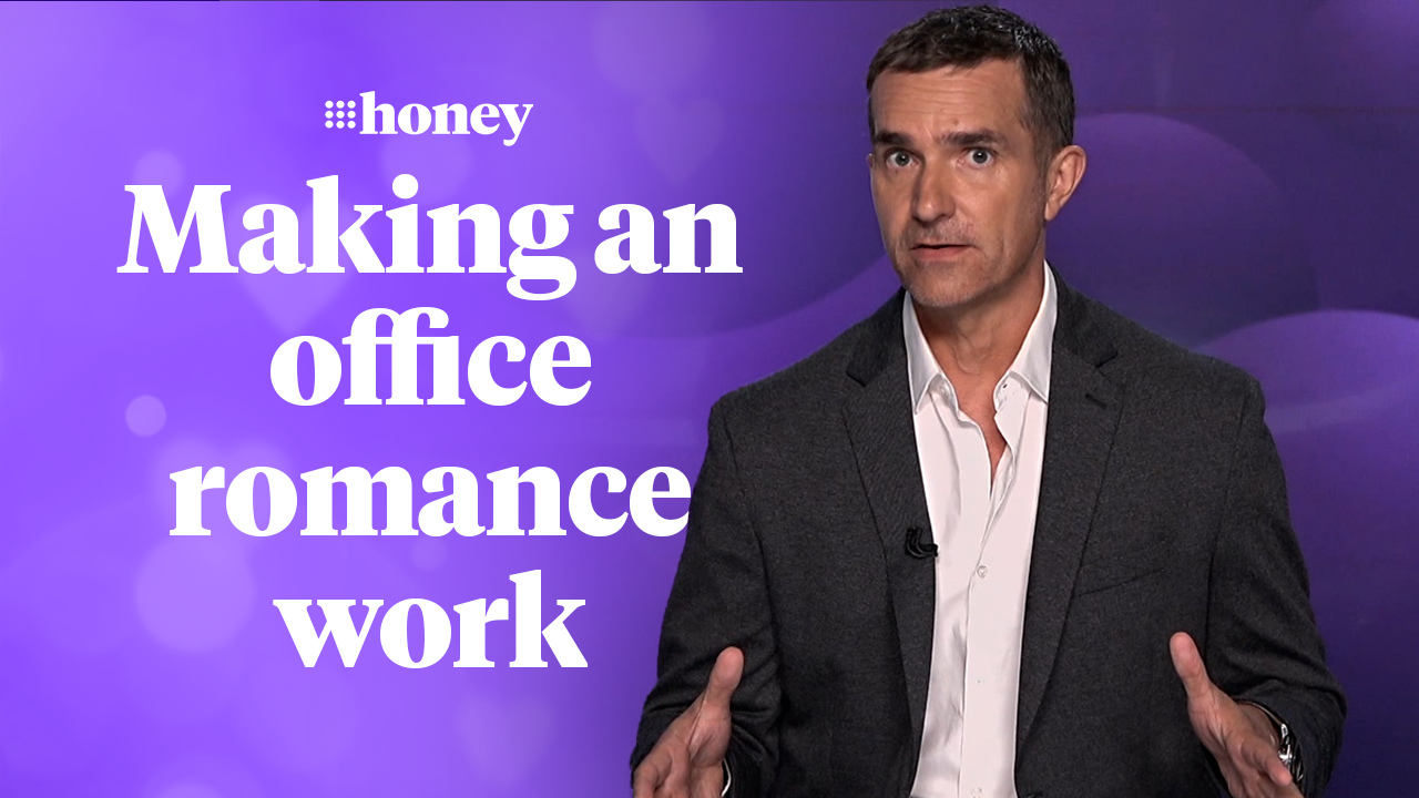 How to make an office romance work