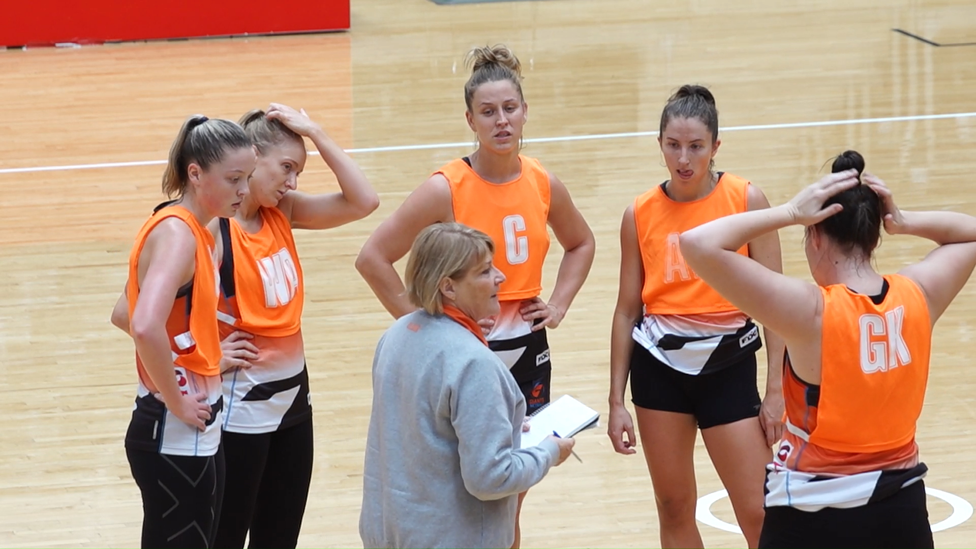 Giants Netball and the McGrath Foundation partner up for Mother's Day fundraiser