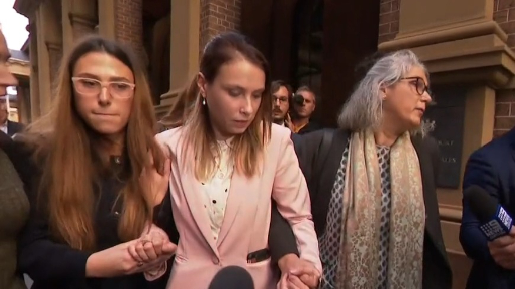 Hannah Quinn sentenced to community service