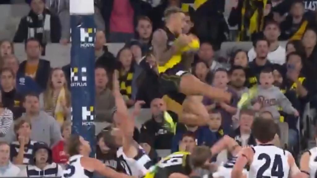 Shai Bolton's incredible mark