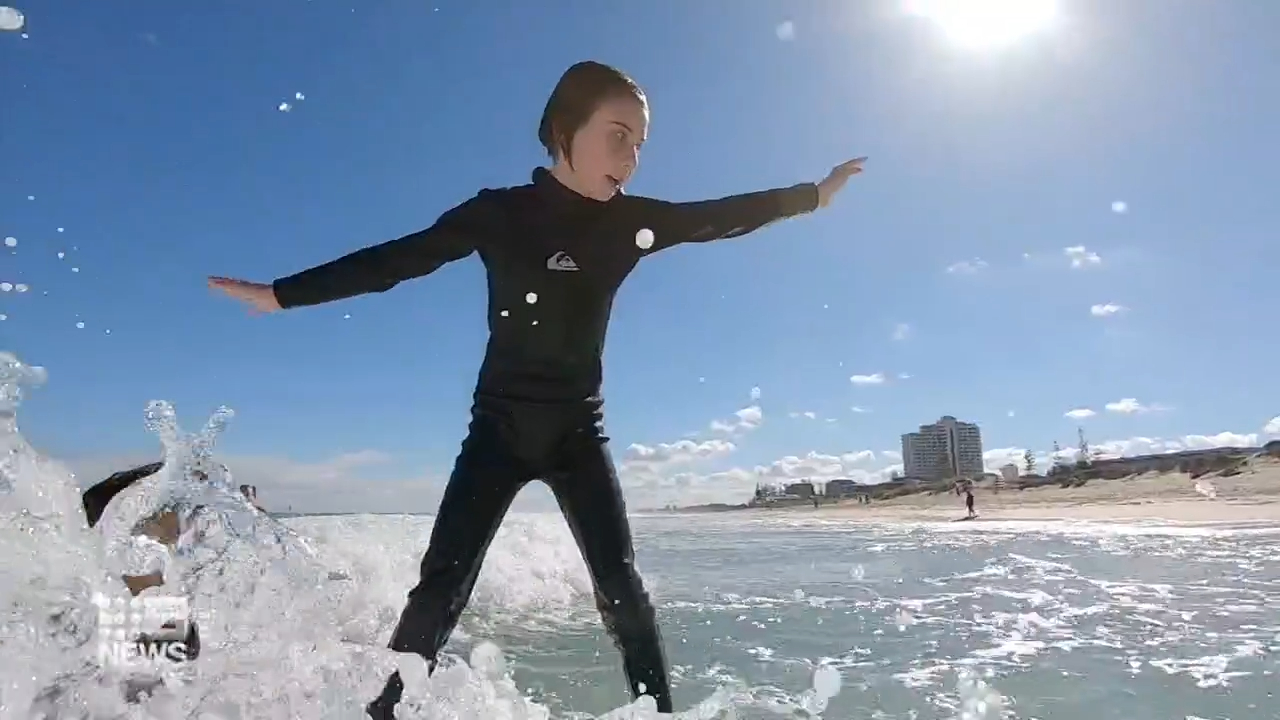 How an ocean therapy program is helping children living with chronic conditions