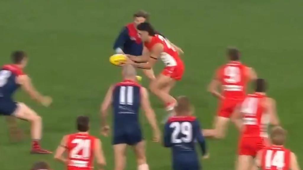 McInerney gets Sydney's first
