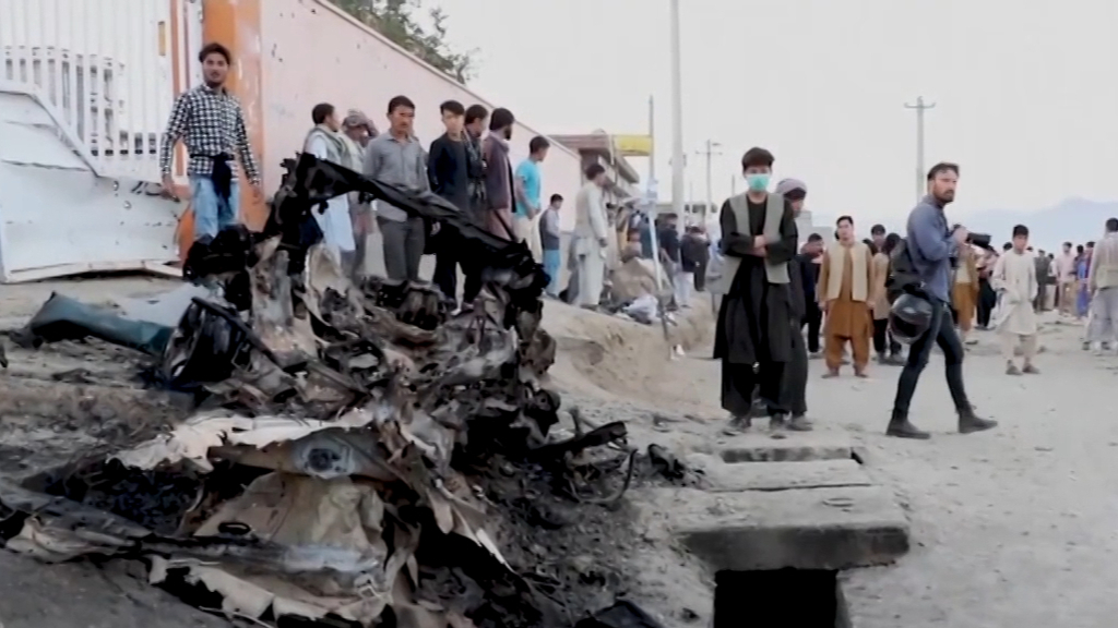 At least 30 killed in explosion near Afghan high school