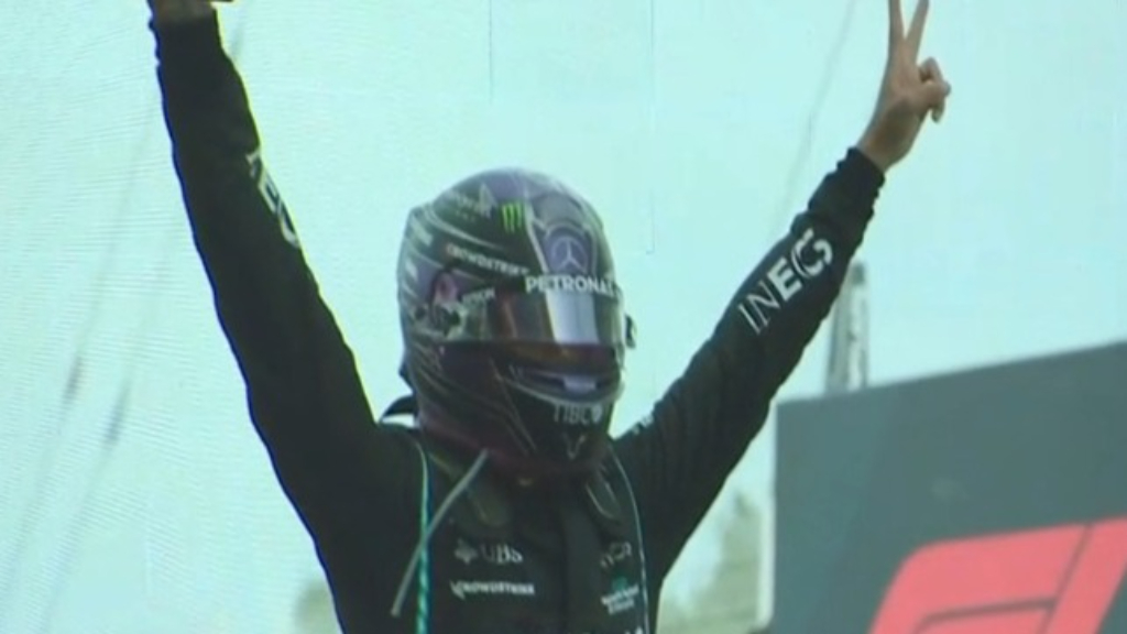 Hamilton wins Spanish GP, Ricciardo sixth