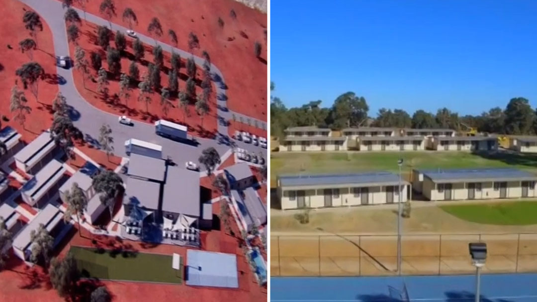 Bold plan to build 1000 bed quarantine village south of Perth