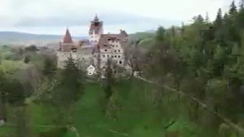Dracula's Castle in Romania is giving visitors coronavirus vaccines