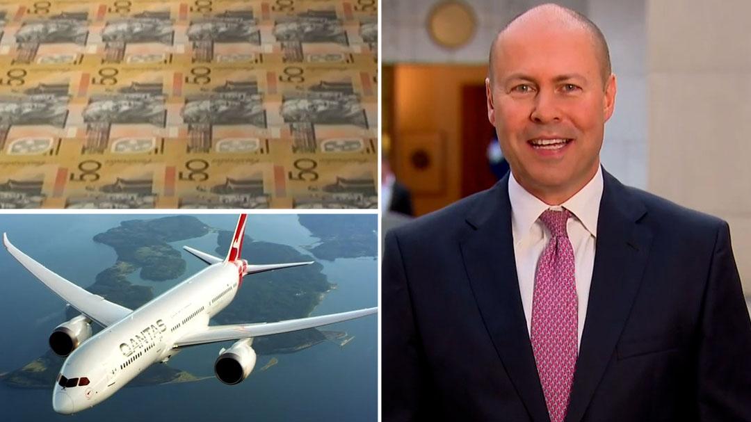 Federal Budget 2021: Australiareelingfrom'biggesteconomicshocksinceGreatDepression
