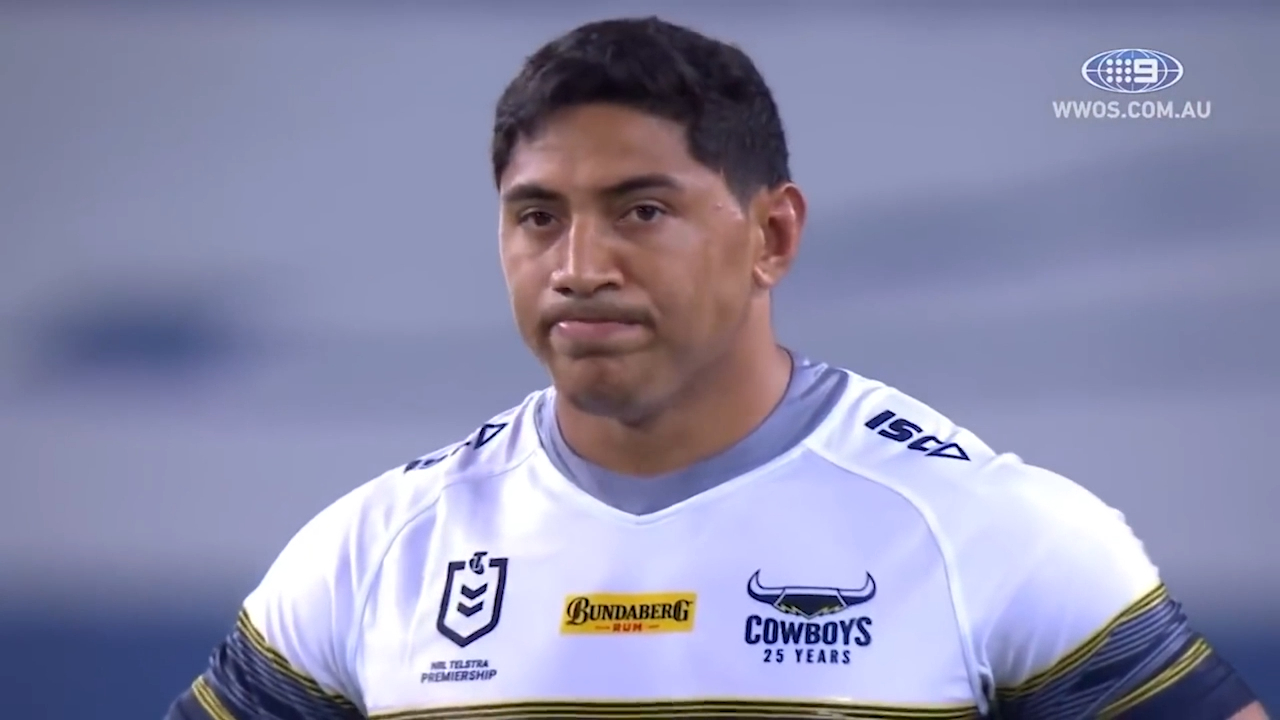 Jason Taumalolo experiment over, dominates with big minutes