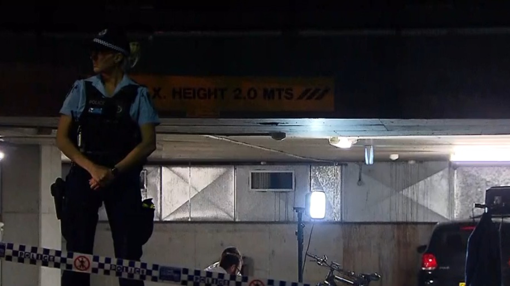 Man charged with murder after another man found dead in Sydney basement carpark