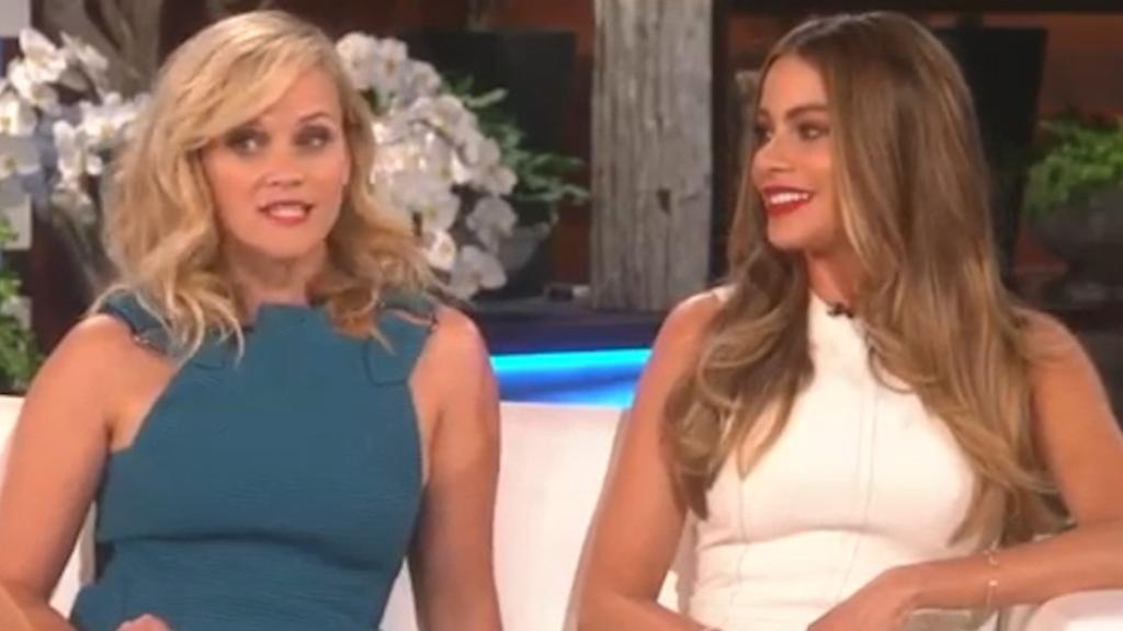 Ellen DeGeneres teases Sofia Vergara's poor English
