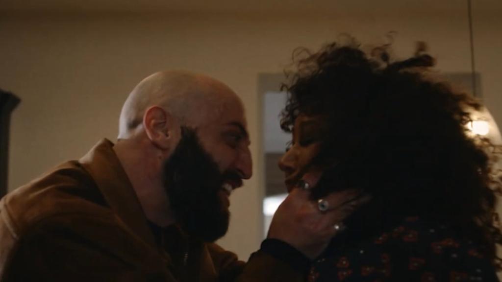 Mel B stars in domestic violence short film
