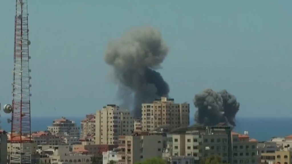 Israel steps up operations in Gaza